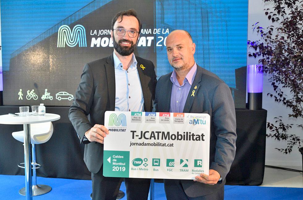 Jornada Catalana Mobilitat
