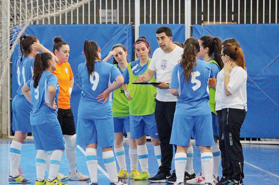 Futsal CN Caldes Femení