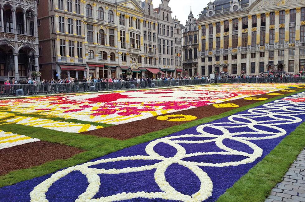 Catifes Florals Brussel·les