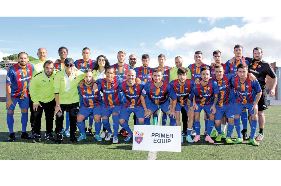 1r equip CF Caldes