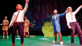 Pantomime Cambdrige School