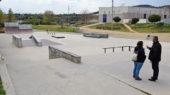skate park Caldes