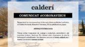 comunicat coronavirus
