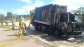 Incendi camió
