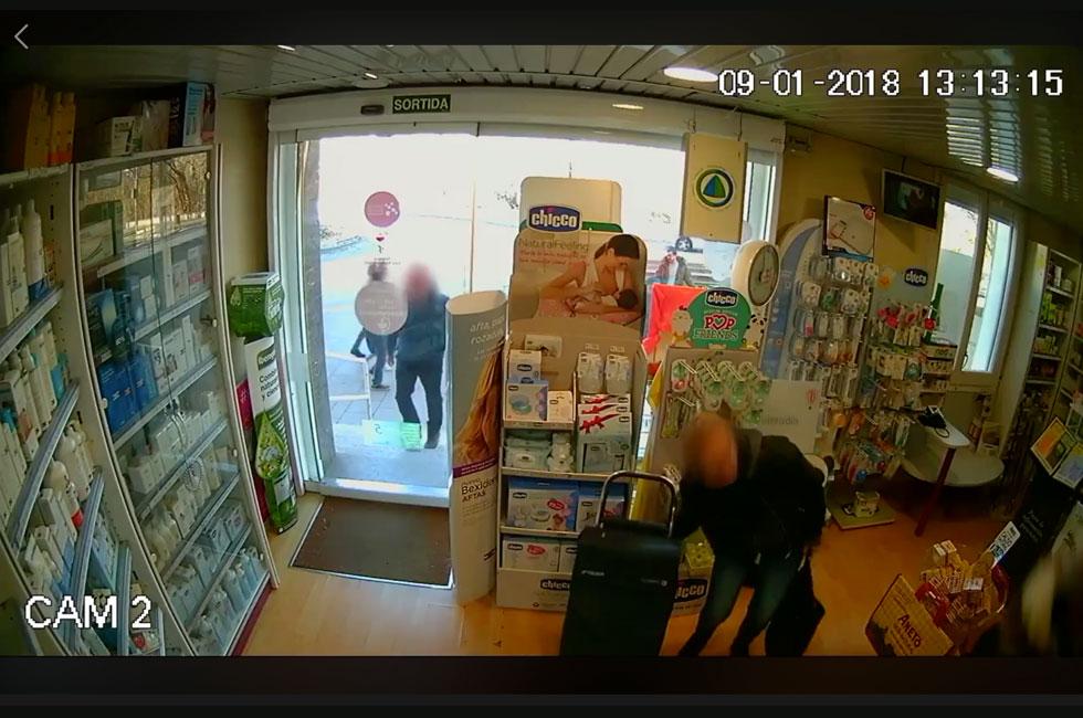 robatori a Martorell