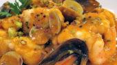 Sarsuela de peix i marisc