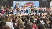Les guanyadores i guanyadors del XII concurs creatiu de l'escola El Calderí.