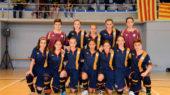 Futsal selecció catalana