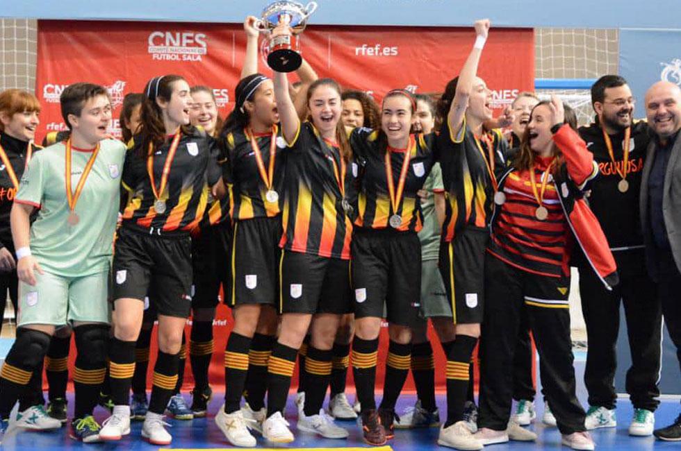 Campionat Espanyal Futsal Sub17