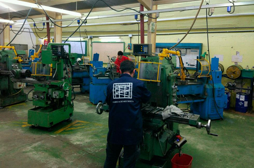 Fabricacio Mecànica