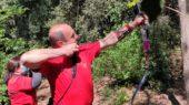 tir amb arc bosc negrell