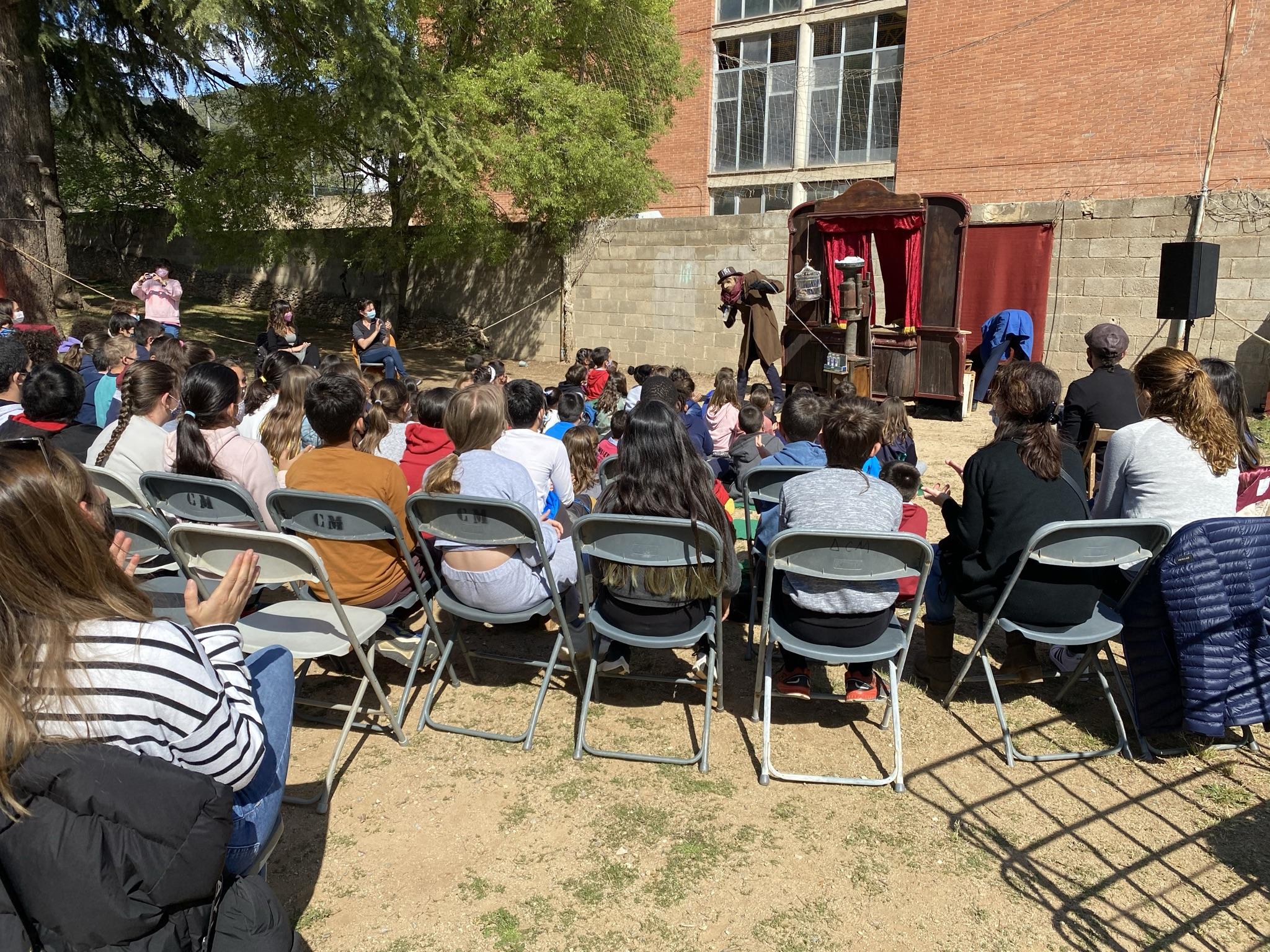 teatre escolar